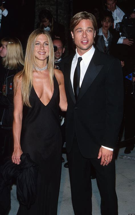 Jen To Brad I You by Aniston And Brad Pitt Are Friends