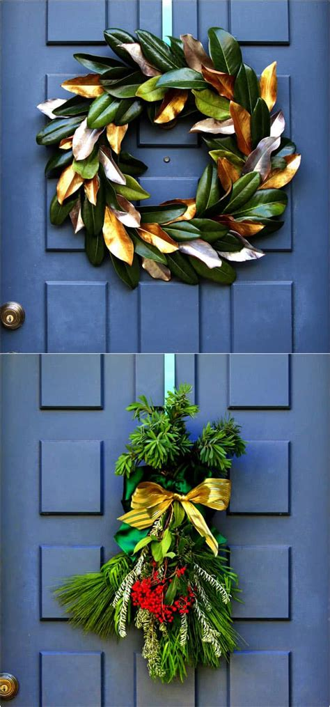 christmas items you tube wreaths gorgeous outdoor decorations 32 best ideas tutorials a of rainbow
