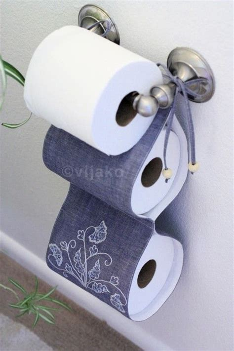 clever toilet paper holders toilet paper holder quilting sewing fabric stuff