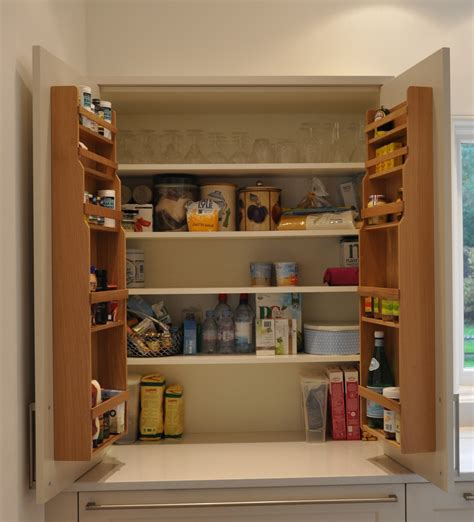 Pantry Company by Bespoke Shaker Kitchen Finesse Kitchens