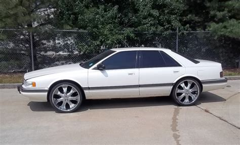 92 Cadillac Seville Document Moved