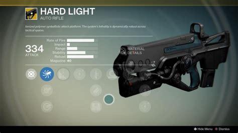 image gallery hard light destiny