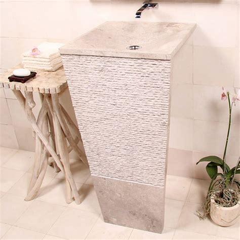 marmor waschtisch marmor waschtisch s 228 ule seven 40 cm creme bei