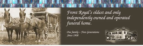 maddox funeral home front royal va avie home
