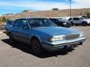 Buick Century Custom 1991 Buick Century Pictures Cargurus