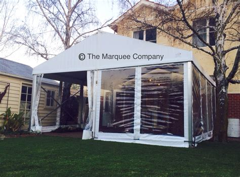 Backyard Hire Clearspan Marquee 6x6 Backyard Marquee Hire The Marquee