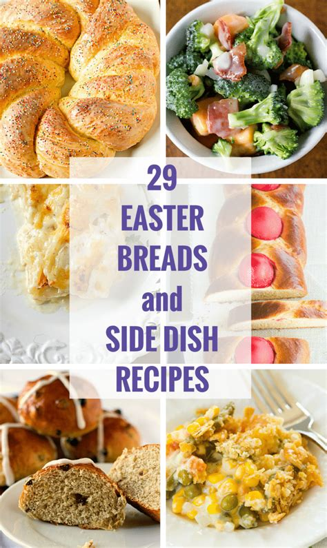 easter side dishes 29 easter breads and side dish recipes brown eyed baker