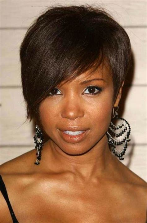 black hairstyles for thinning hair on top hairstyles for thin black hair hairstyles