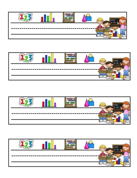 printable desk tags for school 10 best images about name tages on pinterest library