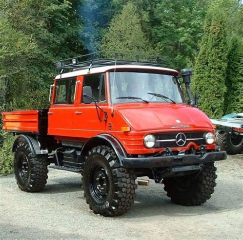 mercedes truck lifted 147 best images about unimog 4x4 on