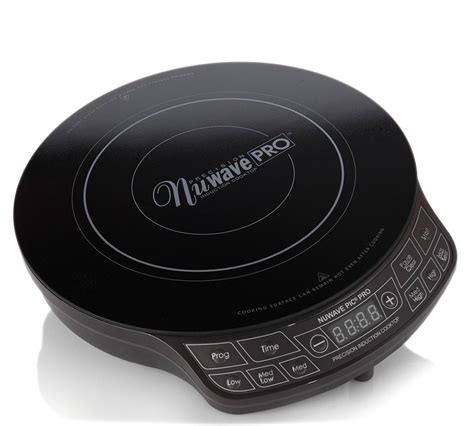 Cooktop Nuwave - nuwave pic pro highest powered induction cooktop 1800w ebay
