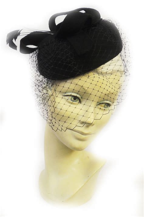vintage inspired 1940s style hats for