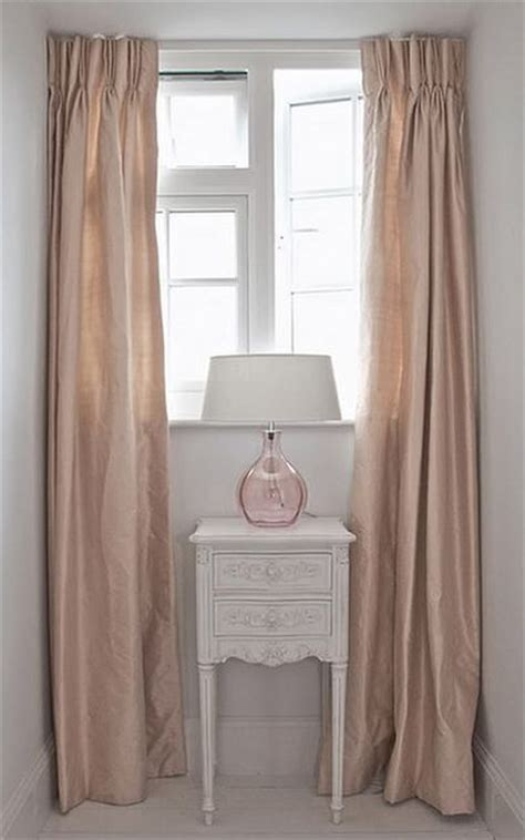 blush colored curtains 17 best ideas about silk curtains on pinterest drapery