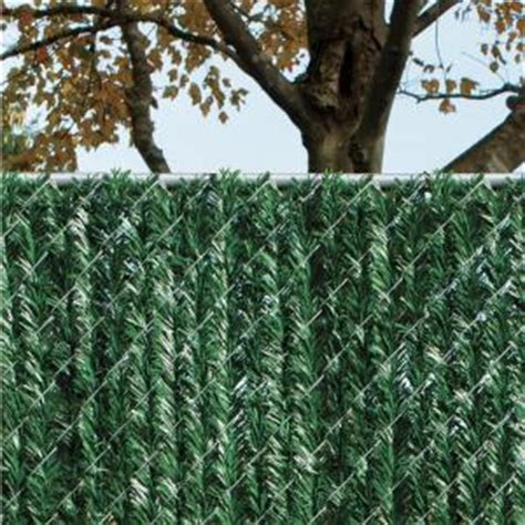 yardgard  ft    ft  green privacy hedge slat vinyl