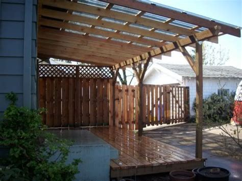 patio covering ideas 25 best ideas about covered deck designs on pinterest