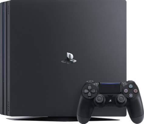 console ps4 sony playstation 4 pro console black 3002470 best buy