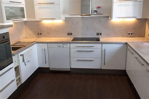 Stunning Küchenarbeitsplatten Aus Beton Ideas   Globexusa