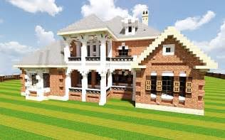 country mansion country home minecraft house design