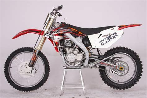 motocross bikes on ebay cenkoo xz250r 4 vannes 30ps 250cc refroidissement par