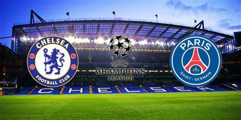 Calendrier Ligue Des Chions Psg Chelsea De Chelsea D 233 Truit Par Le Psg