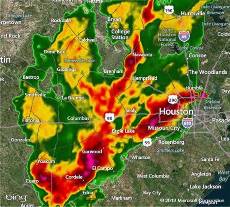 houston area severe weather