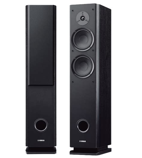 yamaha ns f p160 home theatre 5pc speakers package