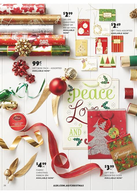 aldi catalogue christmas guide 2014 page 26