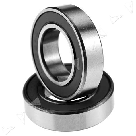 Bearing 6902 2rs Asb 1 10 pieces rubber sealed groove weatherproof 6902 2rs bearing 15x28x7mm ebay