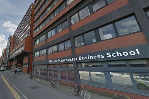 Mba Manchester by Swastika Daubed On Of Manchester Building