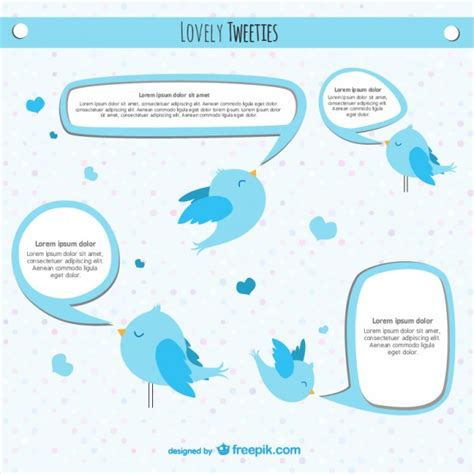 twitter layout vector twitter bird vector design vector free download