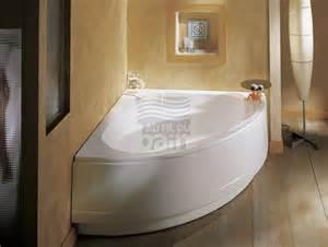 baignoires acrylique d angle avec tablier bain marseille