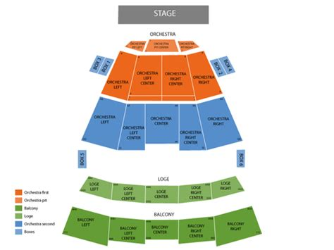 times union center seating jacksonville times union performing arts theater seating chart