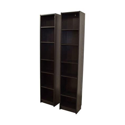 ikea narrow bookcase 50 ikea ikea billy narrow bookcase storage