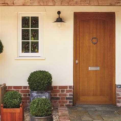 front wooden door traditional timber entrance door george barnsdale