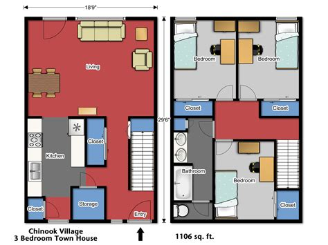 home floor plans washington state