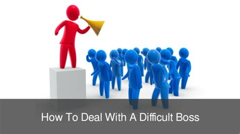 How To Deal With Difficult how to deal with a difficult