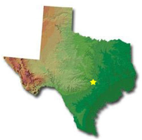 geography of texas map united states geography for texas