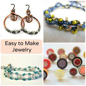 how to make jewelry 7 easy to make jewelry patterns