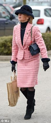 zara tindall and princess anne don their finery at
