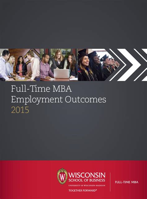 Ucsd Fully Employed Mba by Time Mba Employment Outcomes 2015 By Of