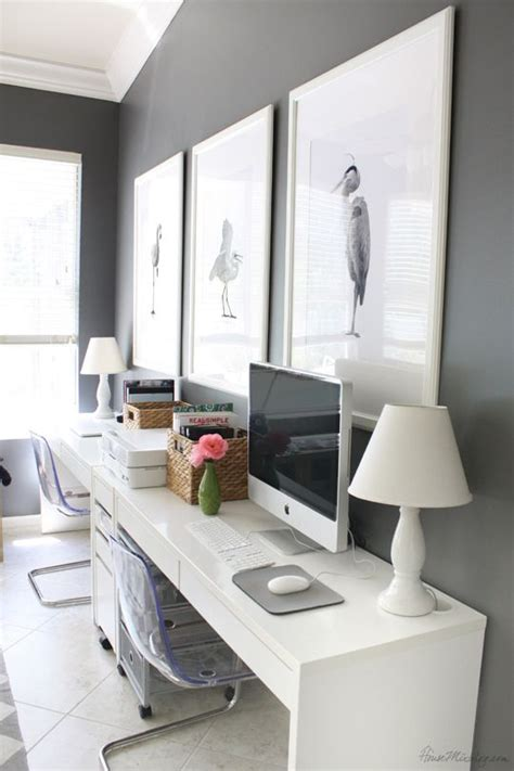 office in home best 25 ikea home office ideas on home office