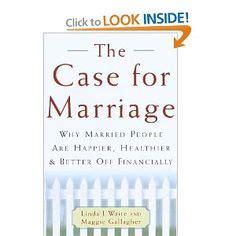 Linda waite does marriage matter