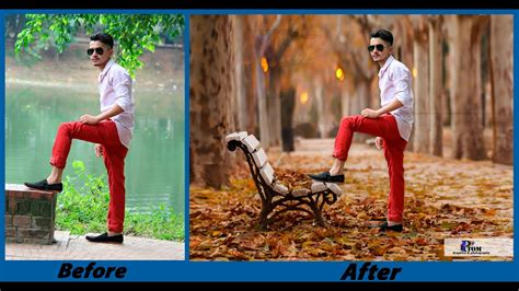 photo background changer photoshop cc background change and photo retouch