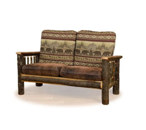 rustic sofa and loveseat rustic c sofa farmhouse and cottage