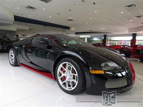 bugatti dealership florida dealer has two bugatti veyrons for sale carscoops