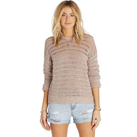 Sweater Billabong billabong s dont look back sweater moosejaw