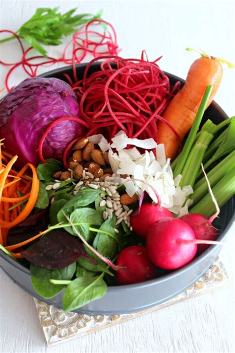 Beetroot Detox by Cabbage Spinach Beetroot Detox Salad Berry Sweet
