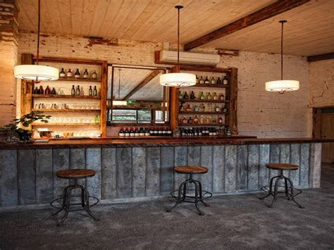 rustic restaurant decor rustic style basements basement
