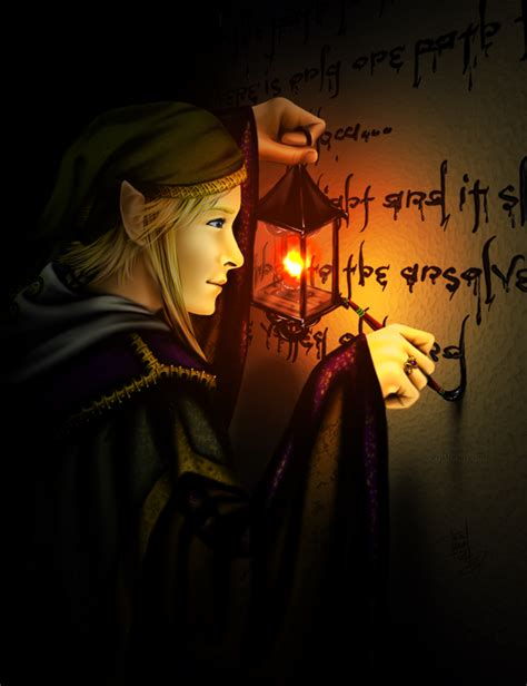 The Scribe the scribe by erisforan on deviantart