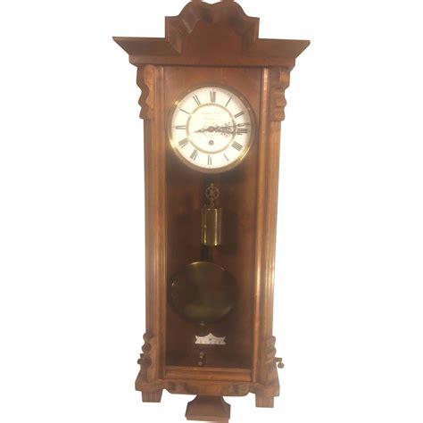 gustav becker antique gustav becker vienna wall regulator clock